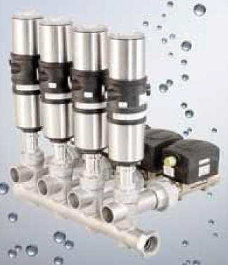 Multifunctionele ventielblokken